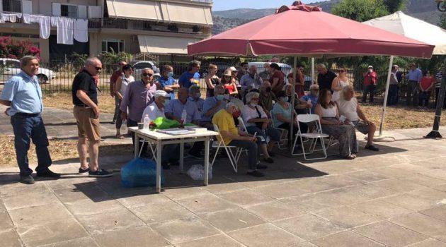 Αιτωλικό: Εκδήλωση μνήμης και τιμής για την ανατίναξη του Γερμανικού τρένου