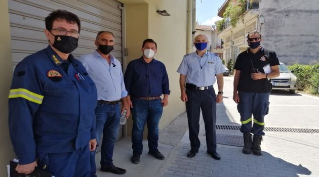 Δήμος Aκτίου – Bόνιτσας: Συνεδρίασε το Συντονιστικό της Πολιτικής Προστασίας