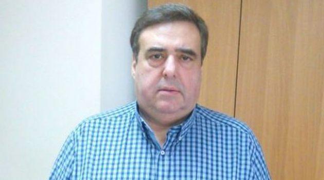 Ο Κ. Καλαντζής στον Antenna Star για το εμβόλιο και τις δράσεις του Δήμου (Ηχητικό)