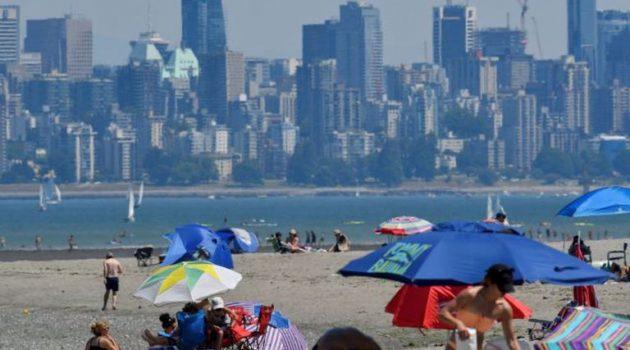 Καναδάς: Δεκάδες νεκροί εξαιτίας του καύσωνα