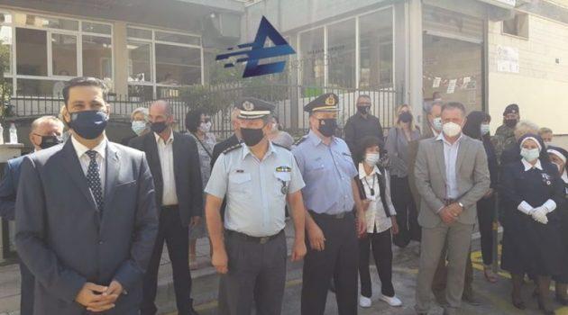 Αγρίνιο: Επιμνημόσυνη Δέηση και Κατάθεση Στεφάνων στο Μνημείο της 11ης Ιουνίου (Videos – Photos)