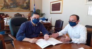 Αγρίνιο: Δημητρογιάννης και Παπαναστασίου για την Κλιματική Αλλαγή – Παρουσίαση…