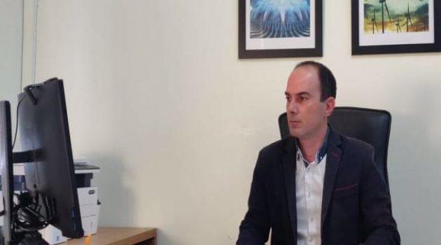 Λ. Δημητρογιάννης στον Antenna Star: «Έργα και δράσεις για την κλιματική αλλαγή» (Ηχητικό)