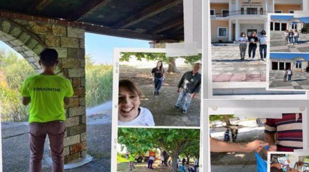 Συμμετοχή των Δομών Αστέγων Δήμου Αγρινίου σε τρεις δράσεις (Photos)