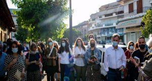 Αγρίνιο: Μεγάλη συμμετοχή στη Διαδρομή Ιστορικής Μνήμης της «ΔΡΩ» (Photos)