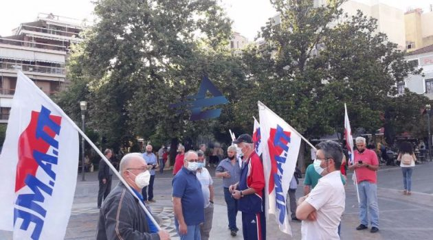 Εργατοϋπαλληλικό Κέντρο Αγρινίου: «Απεργούμε την Πέμπτη 10 Ιούνη»