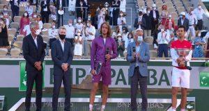 Τελικός Roland Garros: Ο Τζόκοβιτς επικράτησε του συγκινητικού Στέφανου Τσιτσιπά…