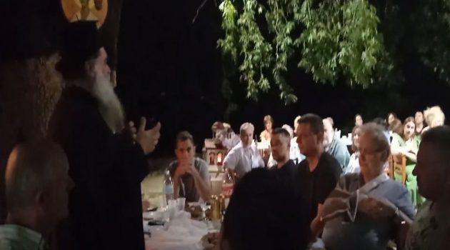 Συνάντηση εθελοντών του Ι.Ν. Αγίου Δημητρίου Αγρινίου (Video)