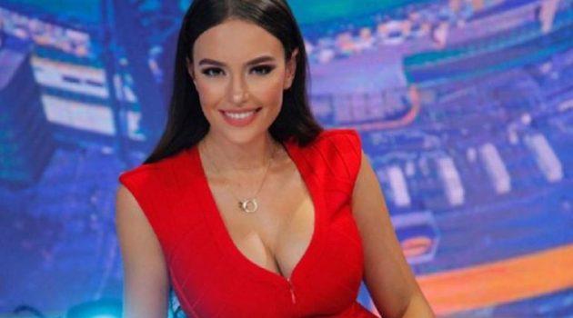 Η Εύα Μουράτι κάνει το Euro 2020 πιο… ενδιαφέρον στην Aλβανική TV!