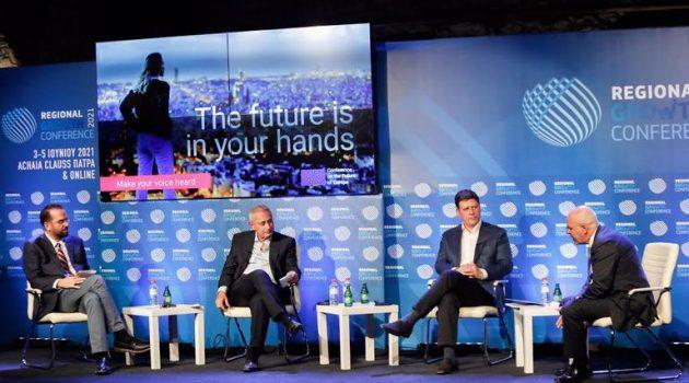 Ν. Φαρμάκης: «Μπορούμε να μετατρέψουμε τη Μεσόγειο σε μία θάλασσα ειρήνης»