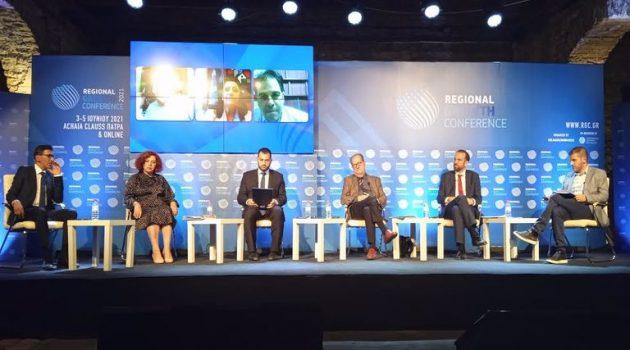 Νεκτάριος Φαρμάκης: «Στοίχημα η ενίσχυση της Αυτοδιοίκησης»