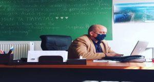 Φώτης Σκληρός: «Οι Πανελλαδικές εξετάσεις δεν είναι ο τελικός προορισμός»