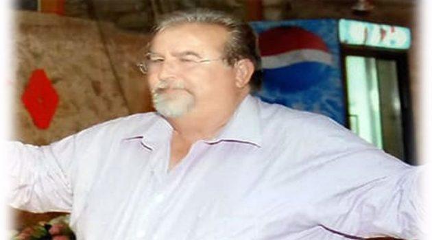 Θλίψη σε Αγρίνιο και Αμφιλοχία: Πέθανε από κορωνοϊό ο Γιώργος Τσόλκας