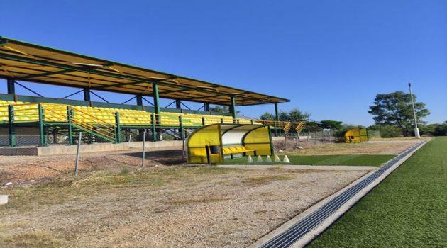 Έργα αναβάθμισης στο Γήπεδο της Παλαίρου (Photos)