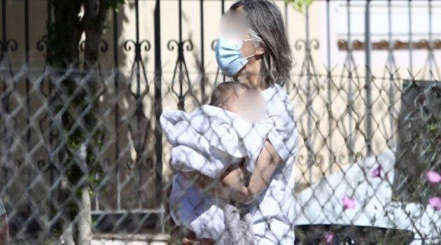Γλυκά Νερά: Τι θα γίνει με την επιμέλεια του μωρού της Καρολάιν
