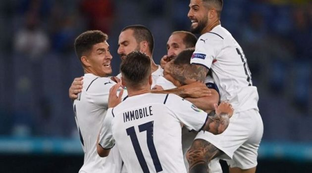 Euro 2020: Οι «Ατζούρι» άρχισαν με… τρίποντο τις υποχρεώσεις τους