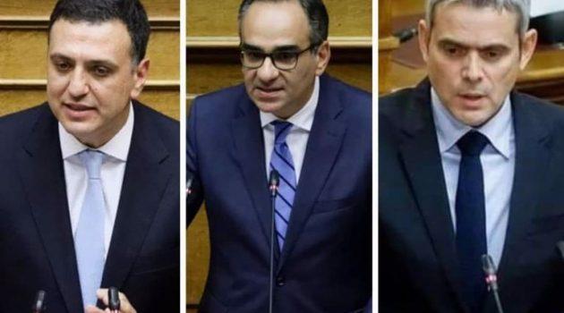 Την άμεση απομάκρυνση του Διοικητή του Νοσ. Αγρινίου ζητά και ο Κ. Καραγκούνης