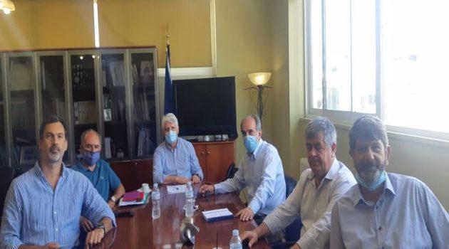 Σημαντικές και κρίσιμες συναντήσεις με φορείς της Κάτω Αχαΐας είχε ο Απ. Κατσιφάρας (Photos)