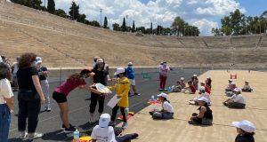 Ξεκίνησε το Πρόγραμμα «Kids Love Sports» στο Καλλιμάρμαρο