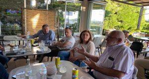 ΚΙΝ.ΑΛ. Αιτ/νίας: Συνάντηση με υγειονομικούς φορείς της περιοχής (Photos)