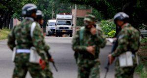 Κολομβία: Έκρηξη παγιδευμένου αυτοκινήτου σε στρατιωτική βάση – 36 τραυματίες…