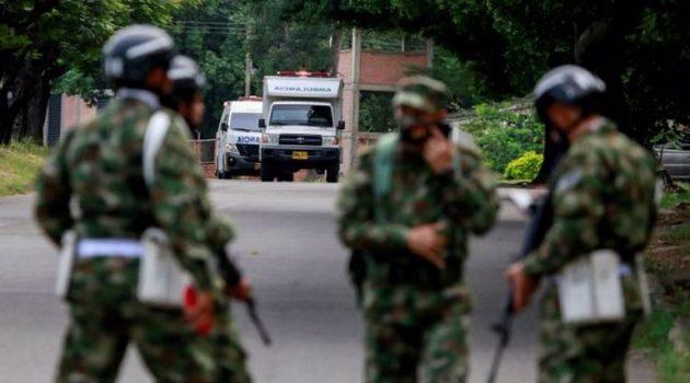 Κολομβία: Έκρηξη παγιδευμένου αυτοκινήτου σε στρατιωτική βάση – 36 τραυματίες (Photos)