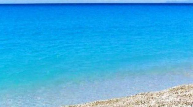 Π.Ε. Αιτωλ/νίας: Υγειονομική αναγνώριση ακτών κολύμβησης και δειγματοληψία υδάτων