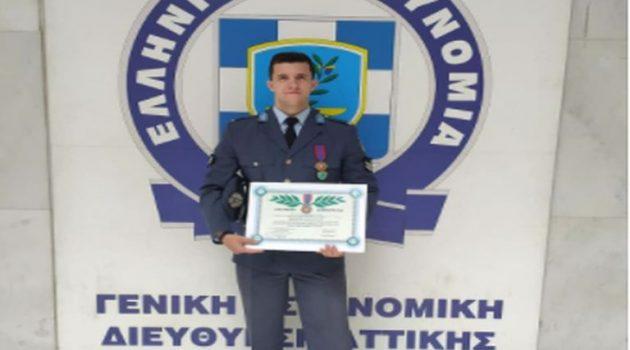H Ένωση Αστυνομικών Υπαλλήλων συγχαίρει τον Ν. Κουντούρη