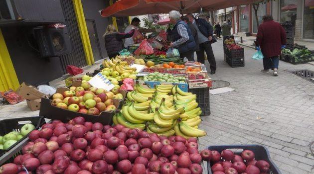 Ο Δήμος Αμφιλοχίας για τη Λαϊκή Αγορά της Τετάρτης