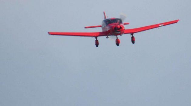 Τραγωδία στην Ηλεία: «Το αεροσκάφος είχε καρφωθεί με τη μύτη στο έδαφος»