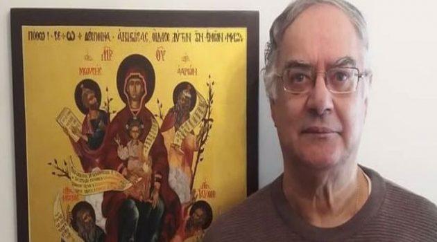 Μεσολόγγι: Πέθανε σε ηλικία 73 ετών ο συνταξιούχος Ζαχαρίας Αναστασίου