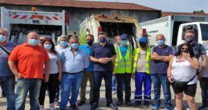 Αγρίνιο: Συνάντηση Θ. Μωραΐτη με τους υπαλλήλους καθαριότητας του Δήμου…
