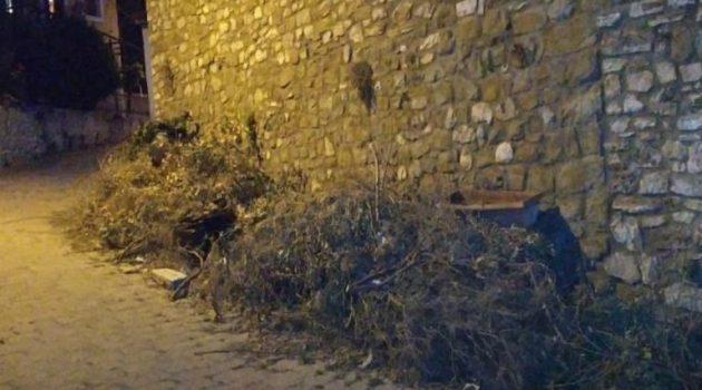 Ναύπακτος: Εστία μόλυνσης στα Μποτσαρέϊκα (Photo)