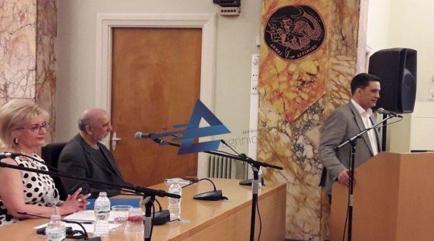 Αγρίνιο: Τα εγκαίνια της έκθεσης του Εικαστικού Αντώνη Ναστούλη (Videos – Photos)