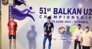 Κωνσταντινούπολη: Πρωταθλητής ο Αγρινιώτης Νίκος Σταμούλης στα 5χλμ