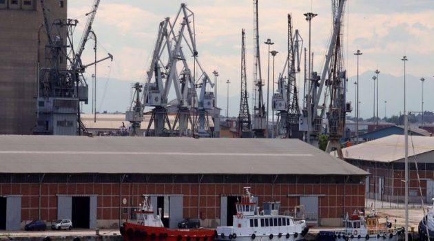 Θεσσαλονίκη: Νεκρός λιμενεργάτης μετά από τραυματισμό από κλαρκ