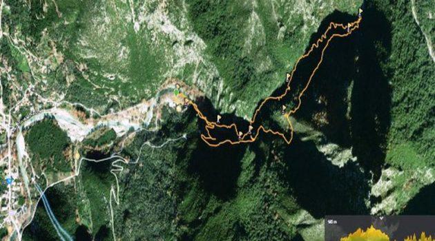 Η εκδρομή του Ορειβατικού Συλλόγου Ι.Π. Μεσολογγίου