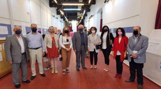 Εγκαίνια στο Μεσολόγγι για την μαθητική έκθεση με μεγάλη συμμετοχή (Photos)