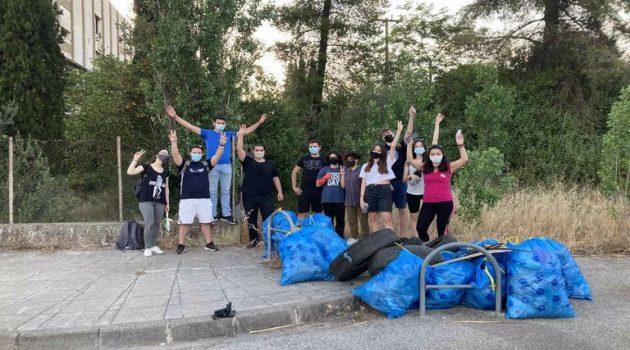 Νέα δράση από την εθελοντική ομάδα «Save Your Hood Agrinio» (Photos)
