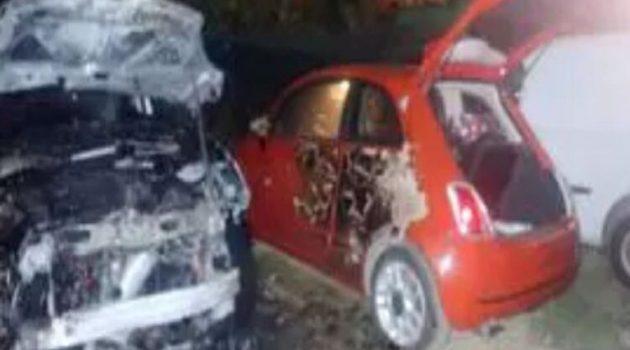 Πάτρα: Έβαζε φωτιά στις κάλτσες του και τις τοποθετούσε σε αυτοκίνητα