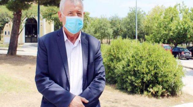 Ο Μ. Γιαννάκος στον Antenna Star: «Την ευθύνη δεν την έχει μόνο ο Διοικητής» (Ηχητικό)