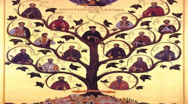 Εορτασμός της Σύναξη των εν Αιτωλία και Ακαρνανία Αγίων