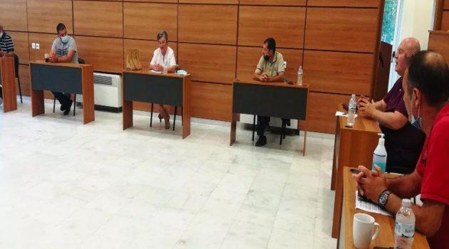 Συνάντηση ΣΥ.ΡΙΖ.Α. – Π.Σ. Αιτ/νίας με τα Εργατικά Κέντρα Ναυπάκτου και Μεσολογγίου
