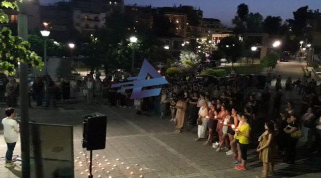 «Παρούσες» ενάντια στη δολοφονική βία δήλωσαν οι Γυναίκες στο Αγρίνιο (Videos – Photos)