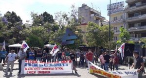 Αγρίνιο: Νέα κινητοποίηση του Εργ. Κέντρου για το Εργασιακό Νομοσχέδιο…