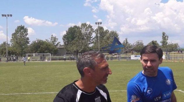 Αγρίνιο – Legends 2004 Youth Cup: Επιτυχές το πρώτο «ραντεβού»!