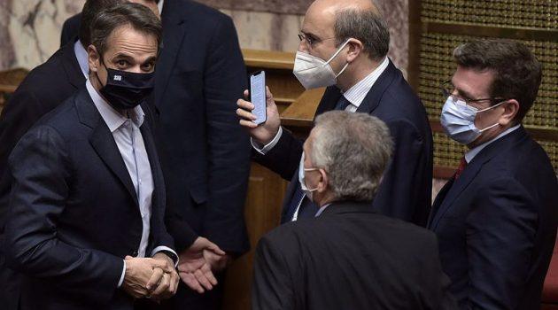 Βουλή: Υπερψηφίστηκε με 158 «ναι» το Εργασιακό Νομοσχέδιο