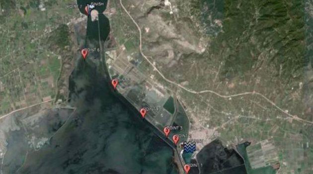 Ο 6ος Μαραθώνιος κανόε – καγιάκ στη λιμνοθάλασσα Αιτωλικού Μεσολογγίου