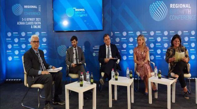 Φ. Ζαΐμης: «H επιχειρηματικότητα έχει πολλά να κερδίσει από την συμμαχία της με τον Πολιτισμό»