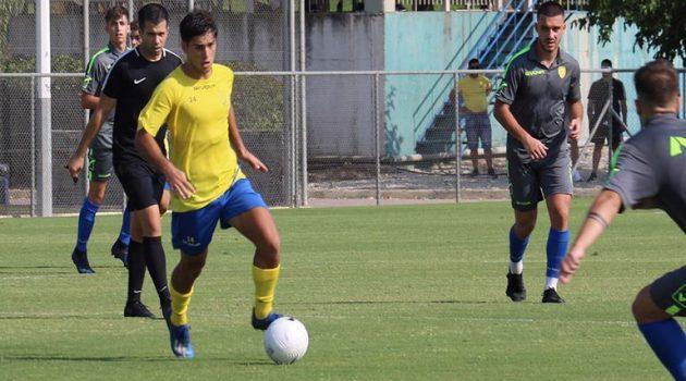 SL1 – Παναιτωλικός: Βέργος και Καββαδίας τα γκολ στο φιλικό με την Κ19 (Photos)